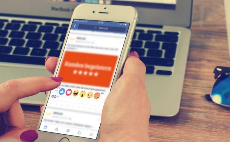 Facebook reactions marketing